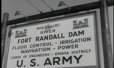 The Fort Randall Dam and the Chain of Rocks, Locks No. 27, have both been built by the Army Corps of Engineers in the 1950s. (1950s)